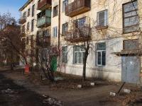 Chita, Chkalov st, house 141. Apartment house