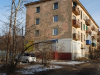 Chita, Chkalov st, house 143. Apartment house