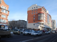 Chita, Chkalov st, house 158. office building