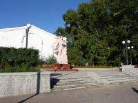 Chita, monument Пограничникам ЗабайкальяChkalov st, monument Пограничникам Забайкалья