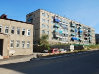 Chita, Avtogennaya st, house 13. Apartment house