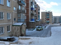 Chita, Avtogennaya st, house 15. Apartment house