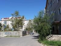 Chita, Nagornaya st, house 2. Apartment house