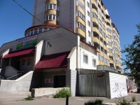 Chita, Nagornaya st, house 4. Apartment house