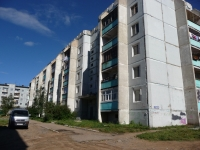 Chita, Iyunskaya st, house 18. Apartment house