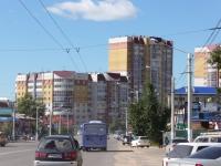 Чита, Октябрьский микрорайон, дом 14. многоквартирный дом
