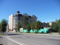 Chita, Smolenskaya st, house 47. Apartment house