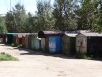 赤塔市, Smolenskaya st, 车库(停车场)