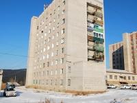 Чита, общежитие ЗабГУ, улица Богдана Хмельницкого, дом 24