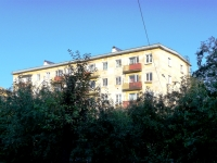 Chita, Gorky st, house 30. Apartment house
