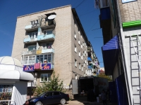 Chita, Gorky st, house 38. Apartment house