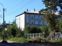 Chita, Gorky st, house 42. hospital