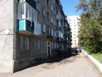 赤塔市, Gorky st, 房屋 55. 公寓楼