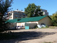 Chita, Gorky st, garage (parking)