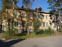 Chita, Tokmakov st, house 38. Apartment house