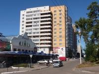 Chita, Ugdanskaya st, house 17. Apartment house