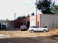 Chita, Ugdanskaya st, house 56. garage (parking)