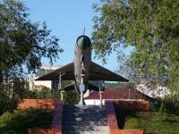 赤塔市, 纪念碑 Военным лётчикам Забайкальского краяVystavochnaya st, 纪念碑 Военным лётчикам Забайкальского края