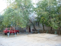 Chita, Metallistov st, house 23. Apartment house