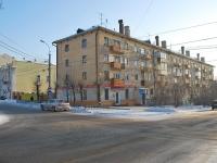 Chita, st Nikolay Ostrovsky, house 6. Apartment house