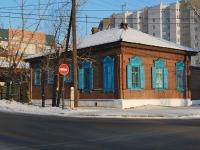 Chita, st Nikolay Ostrovsky, house 10. Apartment house