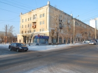 Chita, st Nikolay Ostrovsky, house 13. Apartment house