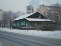 Chita, st Nikolay Ostrovsky, house 32. Private house
