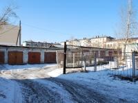Chita, st Nikolay Ostrovsky. garage (parking)
