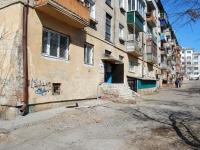 Chita, st Nikolay Ostrovsky, house 20. Apartment house