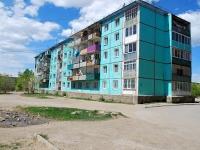 赤塔市, Tekstilshchikov st, 房屋 11. 公寓楼