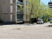 赤塔市, Tekstilshchikov st, 房屋 12. 公寓楼