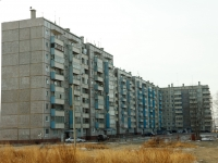Chita, Tekstilshchikov st, house 13. Apartment house