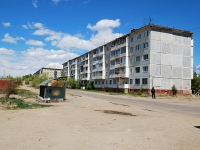 赤塔市, Tekstilshchikov st, 房屋 9. 公寓楼