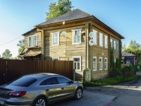 Переславль-Залесский, улица Кардовского, дом 14. многоквартирный дом
