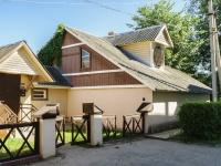 Pereslavl-Zalessky, Kuznetsov alley, house 6. Private house