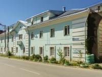 Pereslavl-Zalessky, st Levaya naberezhnaya, house 2. Apartment house