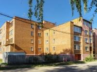 Переславль-Залесский, улица Кузнецова, дом 4. многоквартирный дом