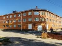 Переславль-Залесский, Лесной переулок, дом 2. многоквартирный дом