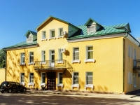 Pereslavl-Zalessky, hotel Роза ветров, Pochtovy alley, house 3