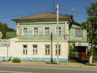 Pereslavl-Zalessky, Sadovaya st, house 32. Private house