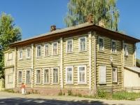 Pereslavl-Zalessky, Sadovaya st, house 40. Apartment house