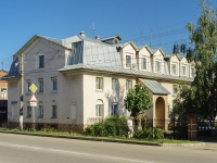 Pereslavl-Zalessky, st Svobody, house 4. Apartment house