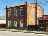 Переславль-Залесский, улица Свободы, дом 6. неиспользуемое здание