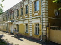 Pereslavl-Zalessky, st Svobody, house 15. Apartment house