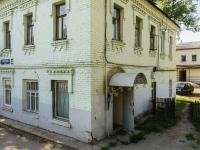 Переславль-Залесский, улица Свободы, дом 25. индивидуальный дом