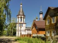 Переславль-Залесский, церковь Знамения Пресвятой Богородицы, улица Трубежная, дом 7А