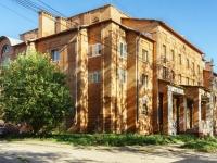 Переславль-Залесский, улица Трудовая, дом 3. многоквартирный дом