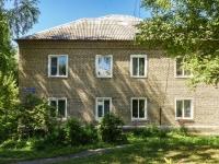 Переславль-Залесский, Чкаловский микрорайон, дом 28. многоквартирный дом