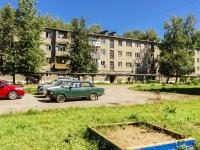 Pereslavl-Zalessky, Yamskaya district, 房屋 34. 公寓楼