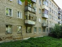 Переславль-Залесский, Чкаловский микрорайон, дом 38. многоквартирный дом